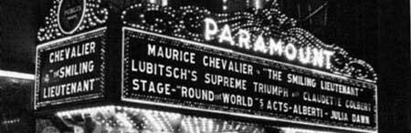 Paramount анонсировала свои первые Blu Ray фильмы