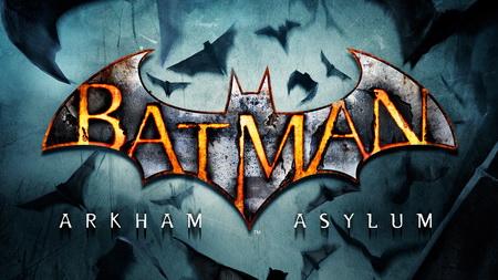 Batman Arkham Asylum logo