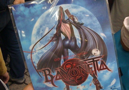 Bayonetta  demo psn