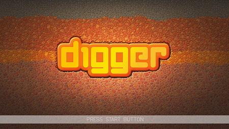 Digger HD PSN