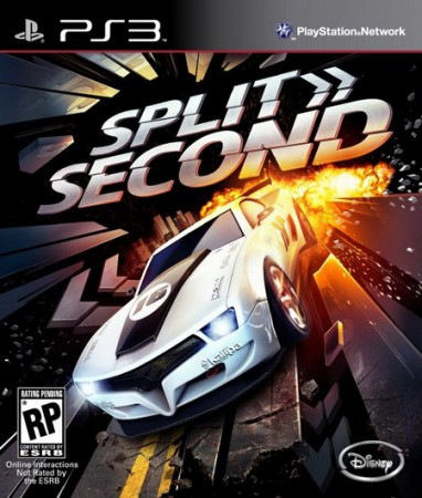 Split Second cover