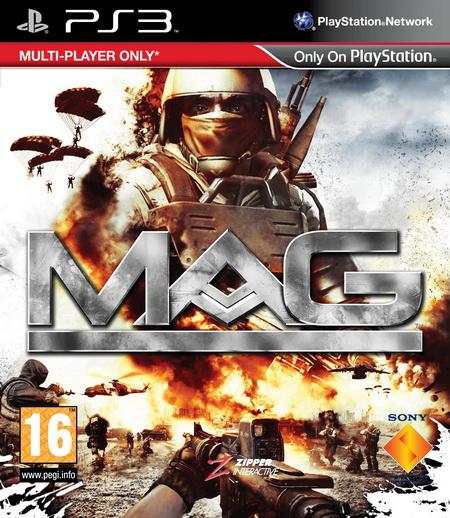 MAG PS3