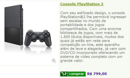 ps2 brasil