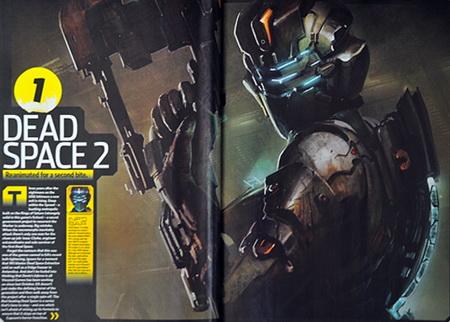 Первый геймплей Dead Space 2
