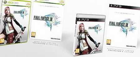Final Fantasy XIII Collectors Edition
