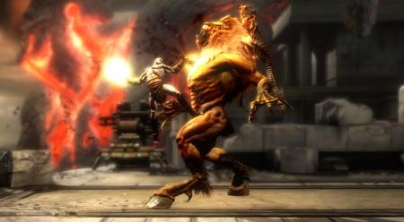 Кратос God of War III