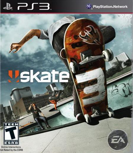 Skate 3 обложка