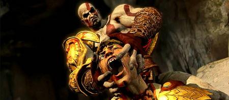 God of War III 35GB на Blu-Ray