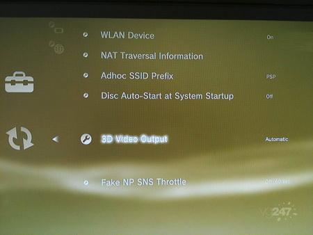 ps3 3d firmware 2