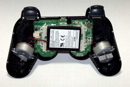 Controller Wireless DualShock 3 изнутри
