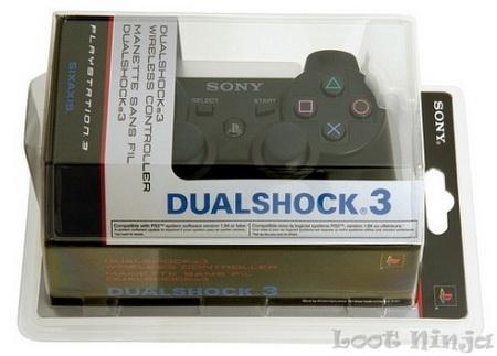 Controller Wireless DualShock 3 запакованный