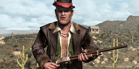 Red Dead Redemption Man