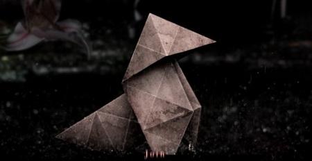 heavy rain оригами
