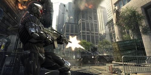Crysis 2 для консолей