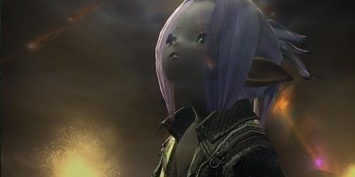Скриншоты из альфа версии Final Fantasy XIV