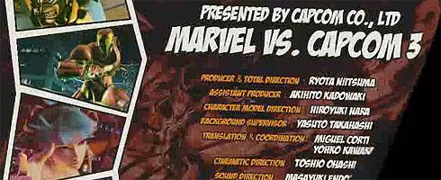 Первый трейлер Marvel vs. Capcom 3