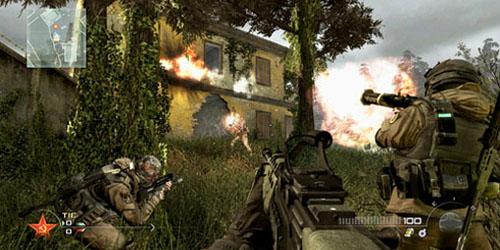 Stimulus Map Pack для Modern Warfare 2 на PS3