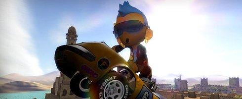 ТВ реклама ModNation Racers