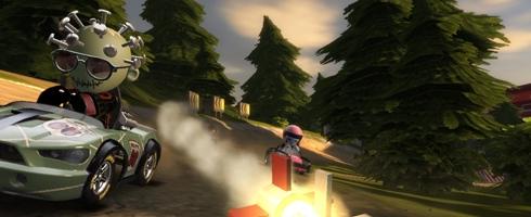 Европейская дата выхода ModNation Racers