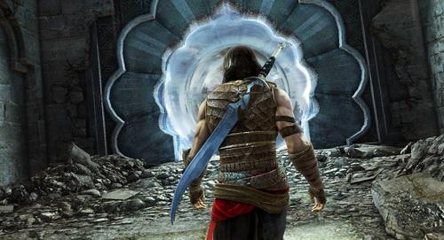 10 минут геймплея Prince of Persia: The Forgotten Sands