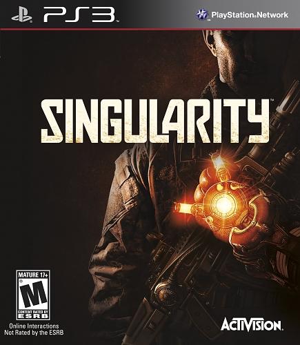 Обложка Singularity