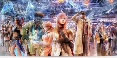 Второй саундтрек для Final Fantasy XIII