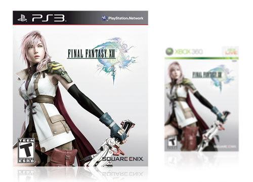Продажи PS3 версии FFXIII вдвое больше чем версии для 360