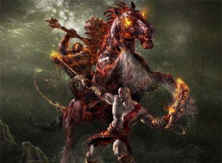 Продажи God of War III составили 1 миллион копий