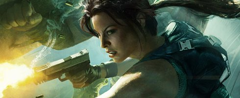 Новый арт Lara Croft and the Guardian of Light