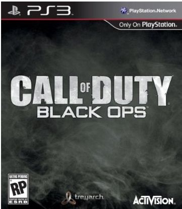 Обложка Call of Duty: Black Ops