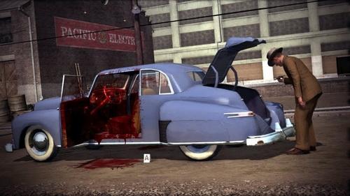 12 скриншотов L.A. Noire