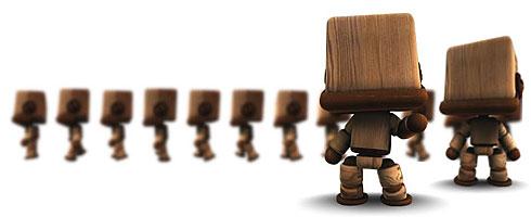 Геймплей LittleBigPlanet 2