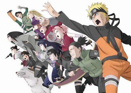 Naruto Shippuden Ultimate Ninja Storm 2 Trailer