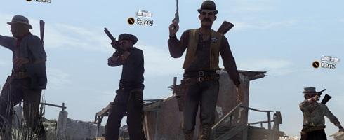 Co-op в Red Dead Redemption