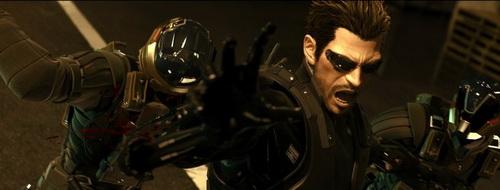 Несколько скриншотов Deus Ex: Human Revolution
