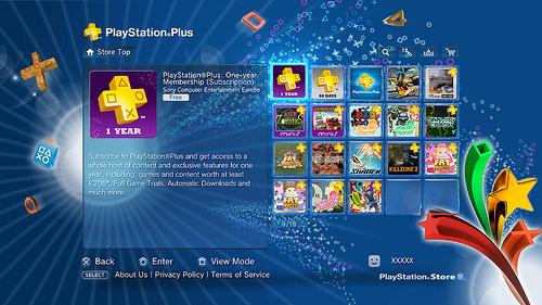 PS3 firmware v340