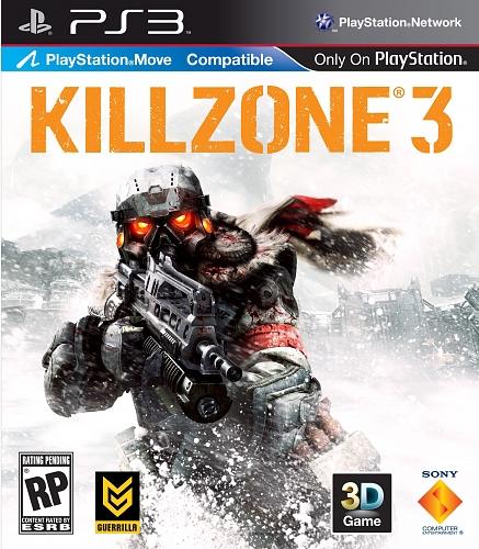 Обложка killzone 3