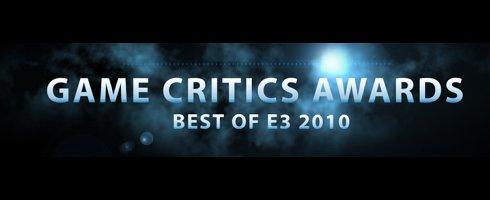 E3 2010: победители Game Critics Awards