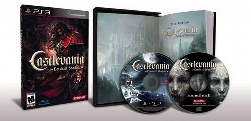 Castlevania Lords of Shadow Collectors Edition
