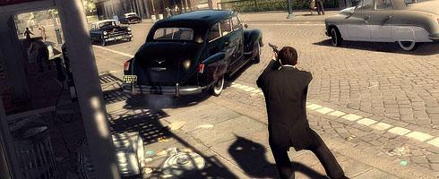 Mafia 2 лидирует в Британском топе