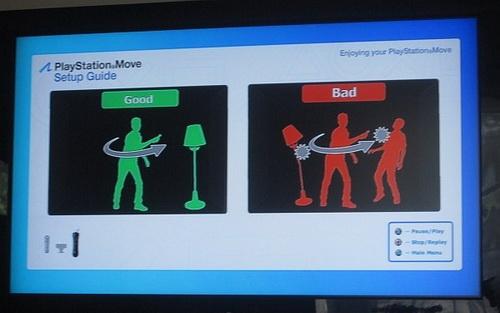 Распаковка PlayStation Move