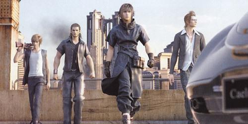 Final Fantasy Versus XIII vids