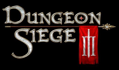 Dungeon Siege III лого