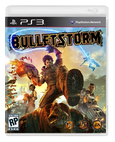Bulletstorm cover