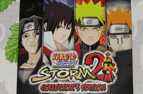 Naruto Shippuden 2 collectors