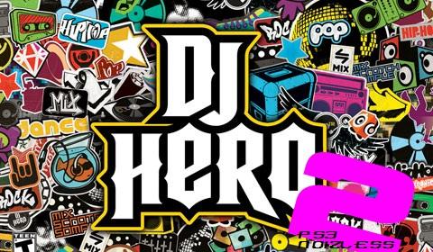 Обложка DJ HERO 2
