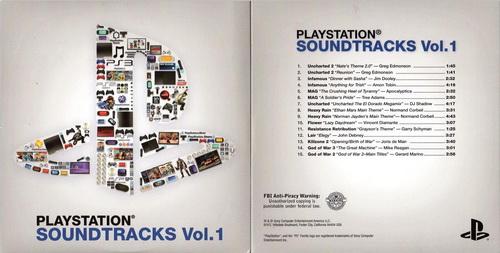 PlayStation Soundtrack Vol1