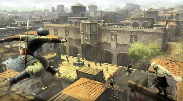 Первый скриншот Assassins Creed: Revelations