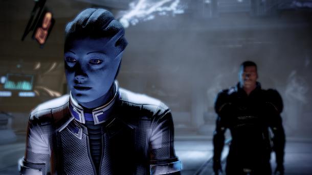 Отношения в Mass Effect 3