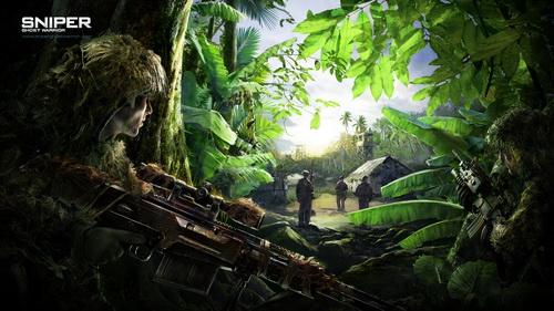 Конкурс по Sniper: Ghost Warrior (Снайпер. Воин-призрак)